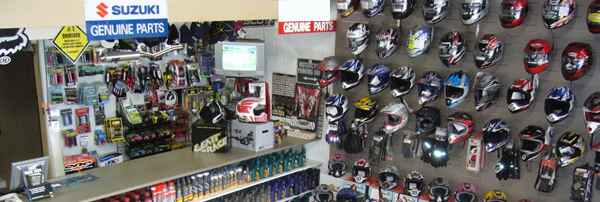 Colac Motocycles Accessories